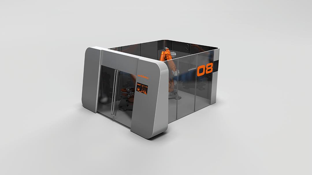 schinko anlagen- und gehäusetechnik 3D visualisierung smartCG